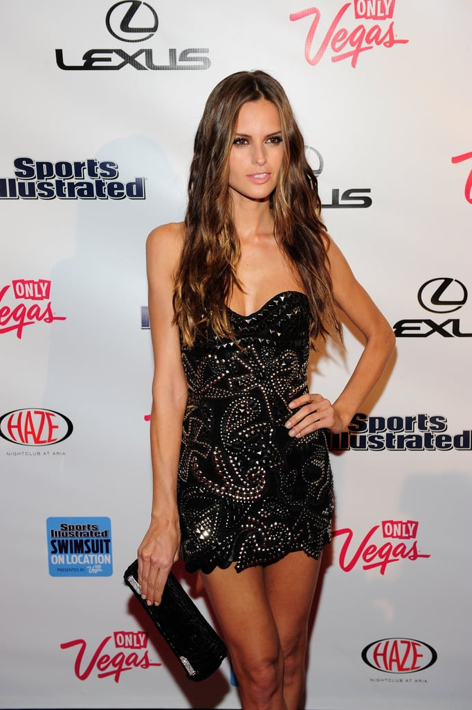 Kate, Anne, Chrissy and More Sexy Sports Illustrated Models Take Over Sin City