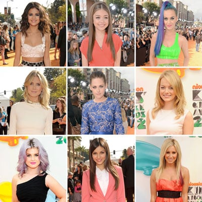 Kids' Choice Awards Who Wore What