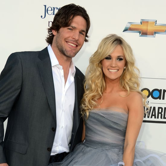 Carrie Underwood and Husband at Billboard Awards 2012