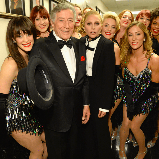 Celebrities at Sinatra 100 Grammy Concert Pictures
