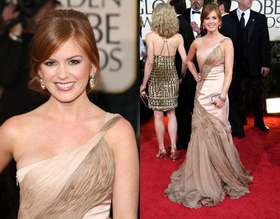 Golden Globe Awards: Isla Fisher