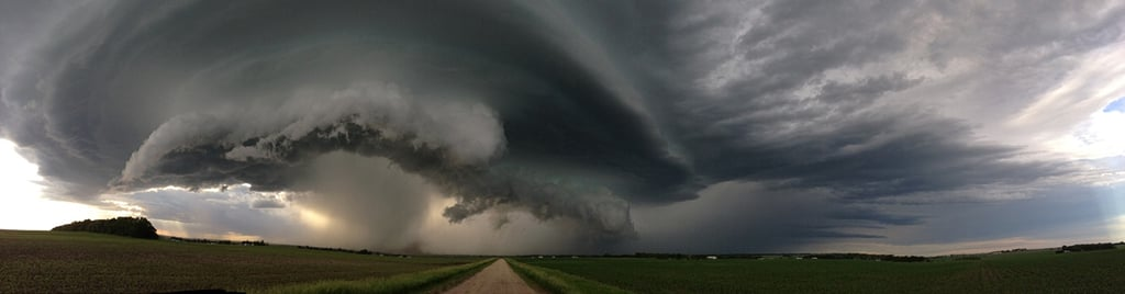 1st Place Panorama: Kyle G. Horst