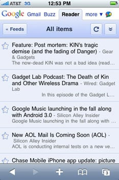 Do You Keep Up With Your RSS Feeds Over Holidays?