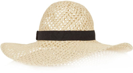 Shade your face from the sun in style — while channeling Stevie Nicks — in this bold Topshop Large Hole Floppy Hat ($45).