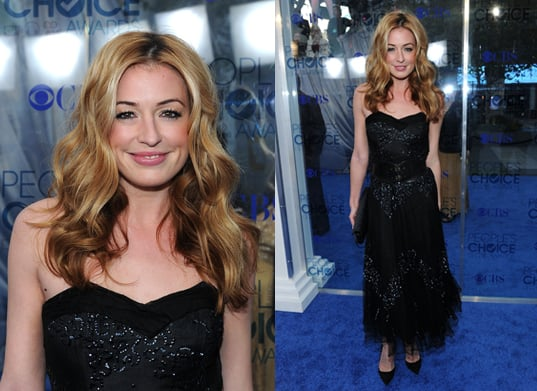 Cat Deeley at 2011 People's Choice Awards