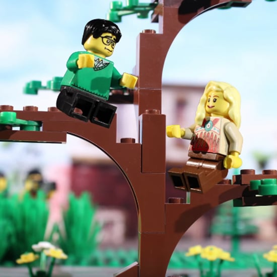 Lego Love Story Video