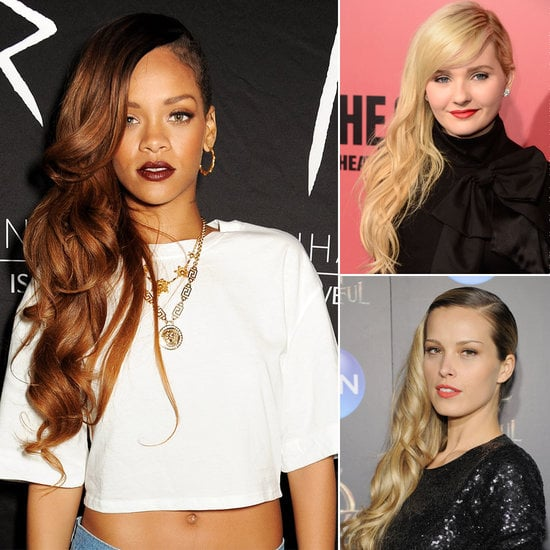 A red carpet staple, sideswept styles are also making waves for Spring.