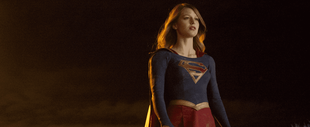How Much You'll See Superman on CBS's New Series Supergirl