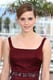 Emma Watson kept things classic for her photocall for The Bling Ring, opting for a sideswept updo and bold brows.