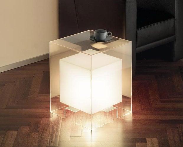 Crave Worthy: Tavola Luce Side Table  POPSUGAR Home