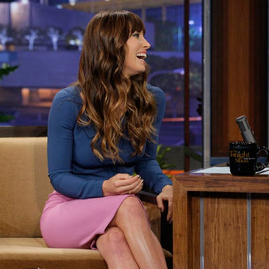 Jessica Biel on Vacation With Justin Timberlake (Video)