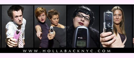 Website of the Day: Holla Back New York City