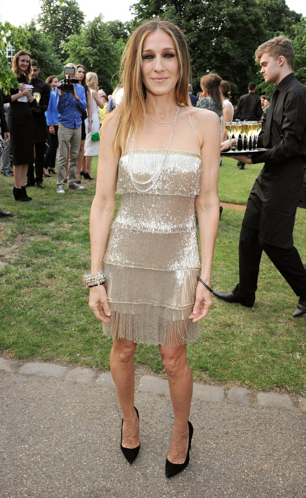 Serpentine's Summer Party Brings Out a Mixed Bag of Stars