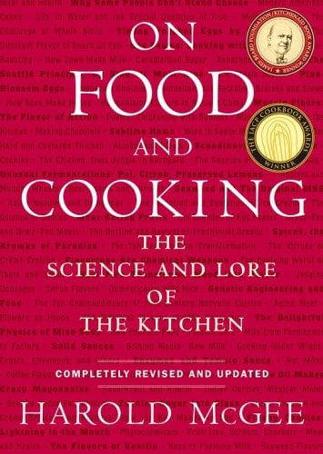 Summer Reading: On Food and Cooking
