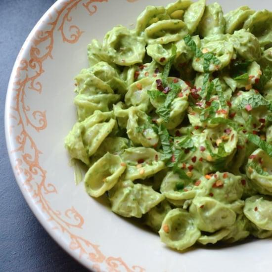 Avocado Pasta Recipes