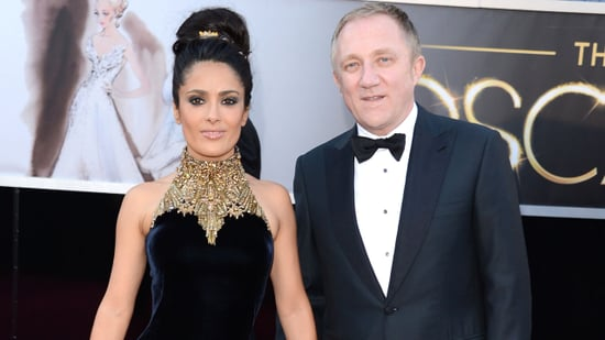 Salma Hayek Insists 'Sex Is Not the Key to a Happy Marriage'