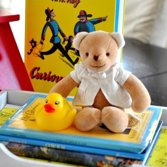 Little Golden Books Baby Shower