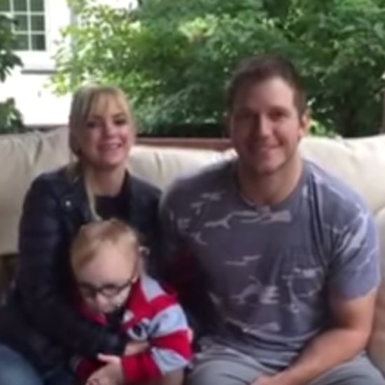 Chris Pratt, Anna Faris, and Their Son Name a Baby Penguin