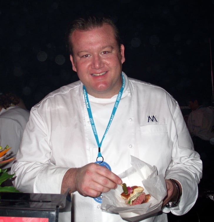 Burgers From Rachael Ray's Burger Bash 2011 in South Beach