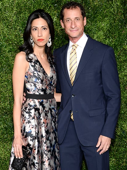 Anthony Weiner's Alleged Sexting Partner Is Reportedly a Trump Supporter - As the Donald Weighs in on Split with Huma Abedin