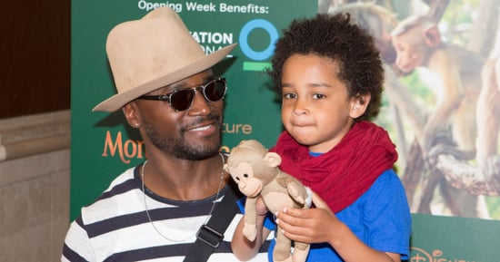 Taye Diggs Wants His Son To Be Called 'Mixed,' Not Black