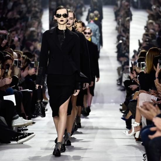 Dior Autumn 2016 Catwalk