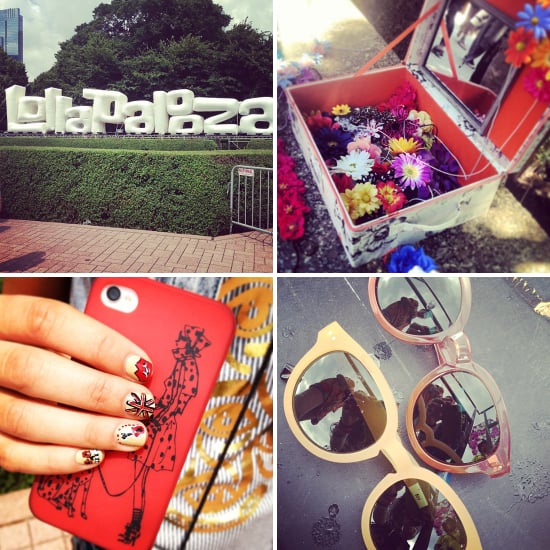 Welcome to Lolla-Land! Relive the Best Lollapalooza Moments in Our Instagram Diary
