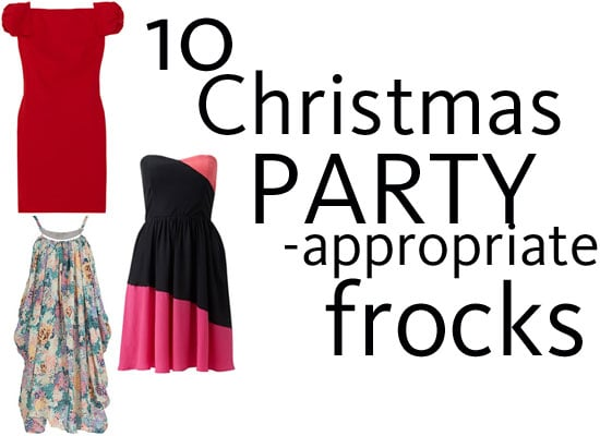 10 Fab Frocks for your Work Christmas Party: The Best Party Dresses We Found Online from ASOS, Lover, Zimmermann & more!