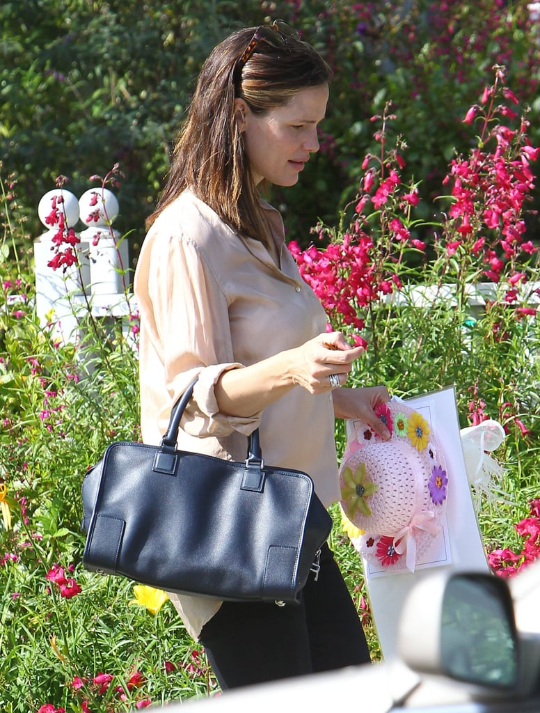 Jennifer Garner and Ben Affleck Have a Fun Saturday With the Girls