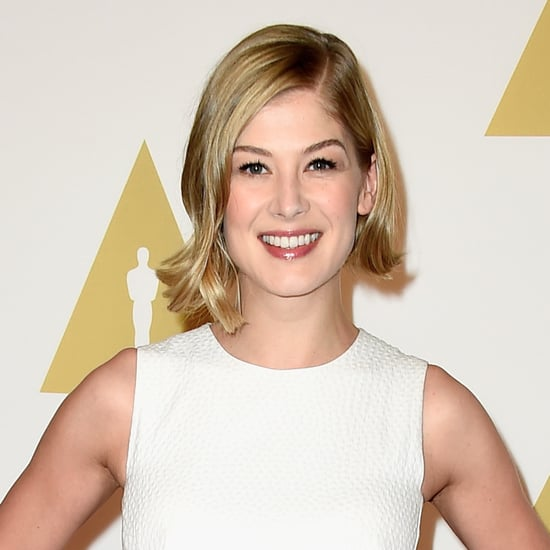 Rosamund Pike's Thoughts on the Gone Girl Ending