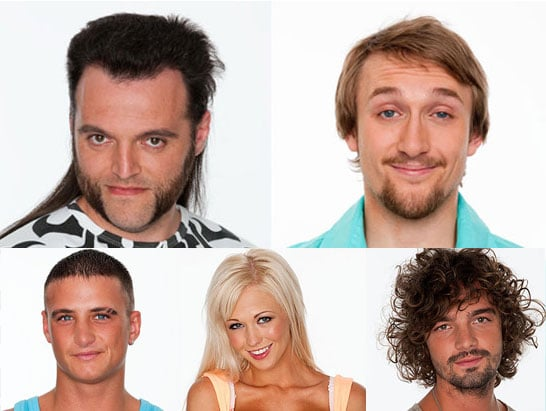 Photos of Marcus Akin, Sophie Reade, Kris Donnelly, Charlie Drummond Freddie Fisher — Nominated For Eviction From Big Brother 10