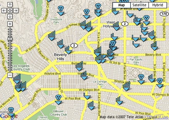 Signal Map Compares Cell Providers In Your Area