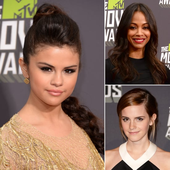 See All the Hair and Makeup From the MTV Movie Awards
