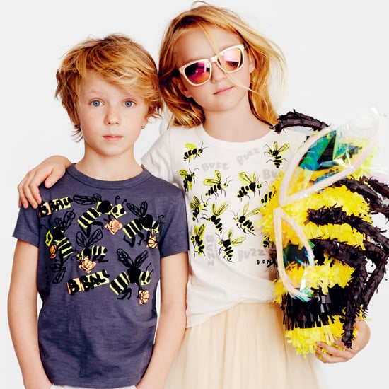 J.Crew Crewcuts Save the Bees T-Shirts