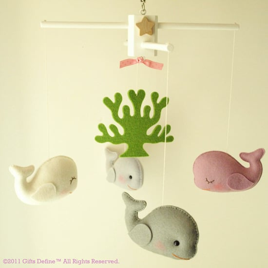 Whales Tale Deco Mobile ($120)