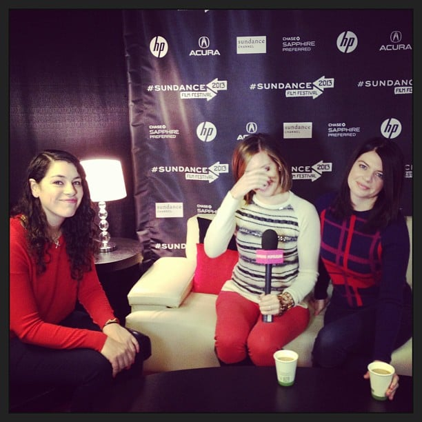 Becky sat down with Casey Wilson and June Diane Raphael, who cowrote and costar in Ass Backwards.