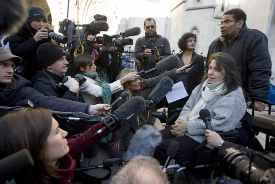 UK Won't Clarify Assisted Suicide Law For Sick Woman