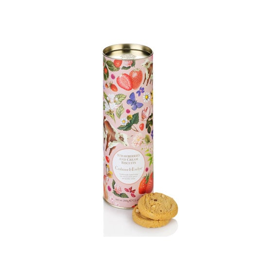 Crabtree & Evelyn Strawberries & Cream Biscuits, $15