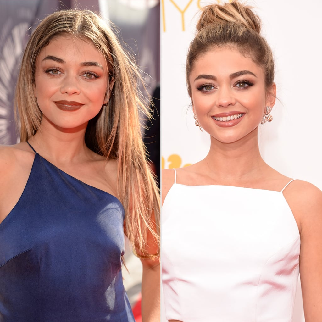 Which Time Did Sarah Hyland Look Best?