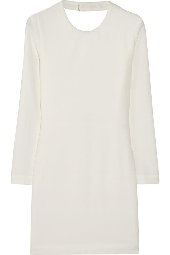 IRO White Open-Back Dress