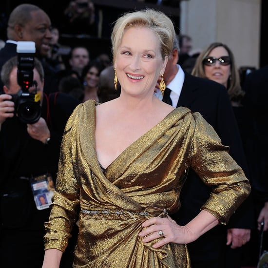 Pictures of Meryl Streep at the Oscars Over the Years