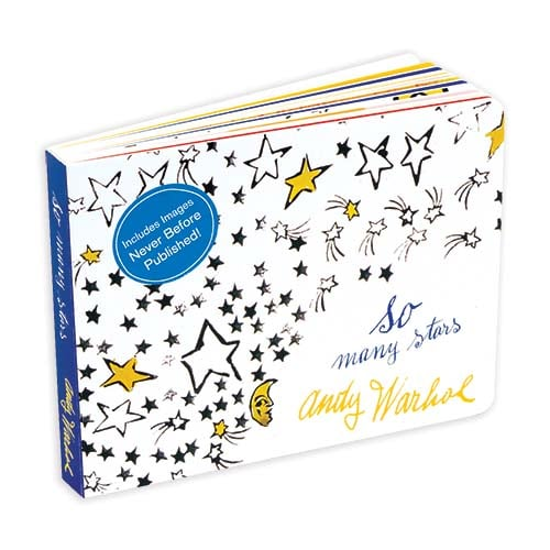 For 1-Year-Olds: Andy Warhol's So Many Stars