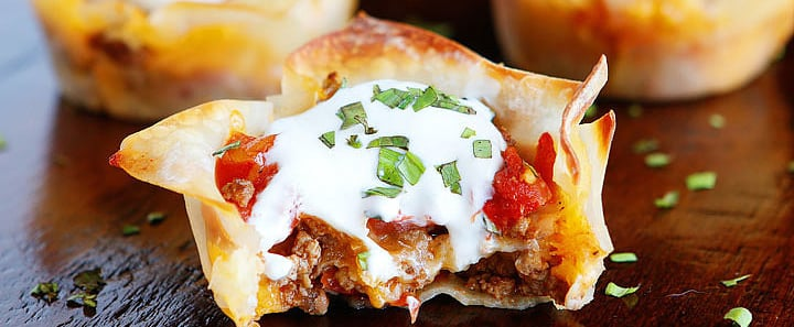 Make Your Life Easier on Game Day With These Ingenious Muffin-Tin Recipes