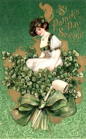 Sitting in a bed of clovers. Source: Flickr User Zayabibu