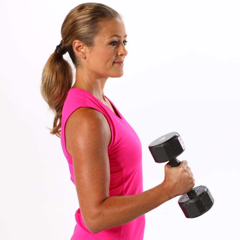 Strength Training: Beginner Arm Workout With Weights