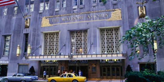 The Waldorf Astoria Hotel As You Know It Is Over