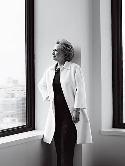 Inside Hillary Clinton's Vogue Photo Shoot with Mario Testino: 'Whatever You Want Me to Do, I'm Good,' She Told Photographer