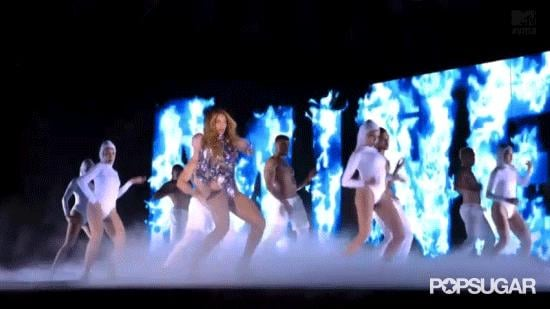 When She Did a Double Hair Flip, Leaving Everyone Bewildered