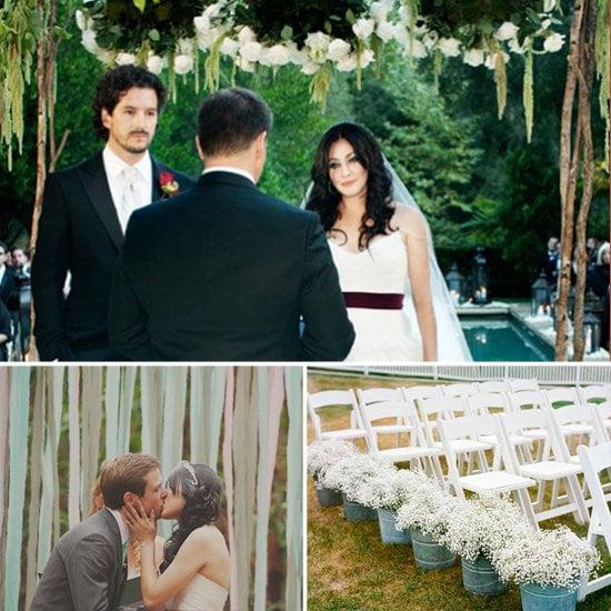 Casa has gorgeous wedding decor ideas for an assortment of design styles.