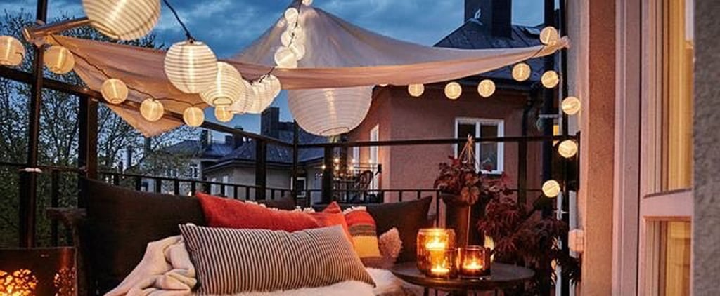22 Dreamy Ways to Decorate With Outdoor Lights